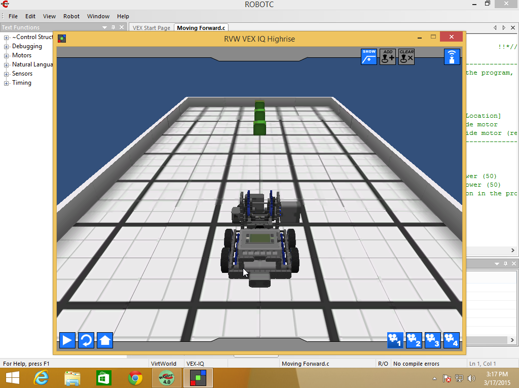 Robotc Vex Iq Download